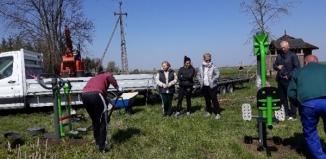 Nowe siłownie zewnętrzne w gminie Niechlów