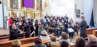 Koncert w Sławie w ramach V Festiwalu Muzyki Pasyjnej