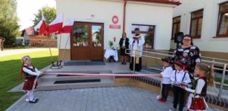 Wyremontowane przedszkole otwarte