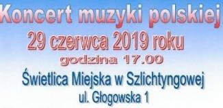 """Koncert muzyki polskiej """"KRESY 2019"""""""