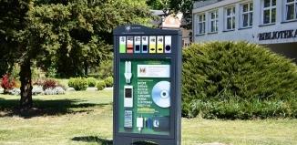 Uruchomiono Miejski Punkt Elektroodpadów