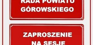 Sesja Rady Powiatu Górowskiego