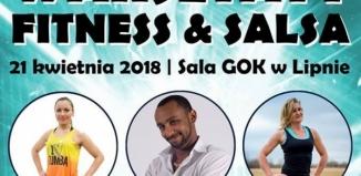 Fitness i salsa w Lipnie
