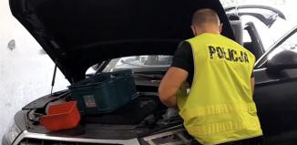Sławscy policjanci odzyskali Audi warte blisko 200 tys. zł! (ZDJĘCIA)