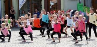 Tanecznie pożegnali rok szkolny