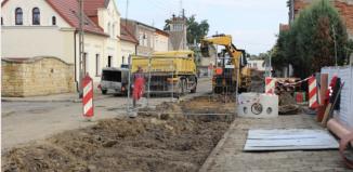 Ruszyły prace remontowe na ul. Pułaskiego [ZDJĘCIA]