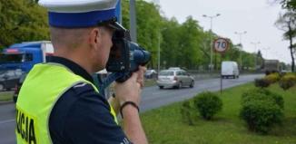 Ogólnopolska kontrola prędkości na drogach