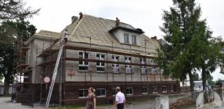 Ruszyły prace dekarskie w Krzepielowie