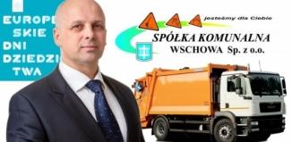 Pracownicy Spółki Komunalnej stanęli na wysokości zadania