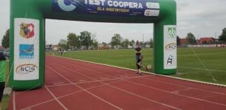 Biegacze sprawdzili swoją wydolność na Teście Coopera