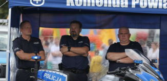 Wschowska komenda zaprasza do wstąpienia w szeregi lubuskiej policji