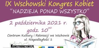 Przed nami kolejny Kongres Kobiet we Wschowie (ZAPOWIEDŹ)