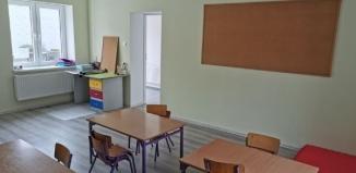 Prace remontowe w budynku Biblioteki przy Szkole Podstawowej w Starych Drzewcach [FOTO]