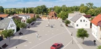 Projekt przebudowy Rynku w Przemęcie
