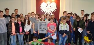 Wesołe spotkanie z poezją w SOSW w Rydzynie