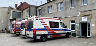 Zmiana organizacji ruchu na terenie szpitala we Wschowie