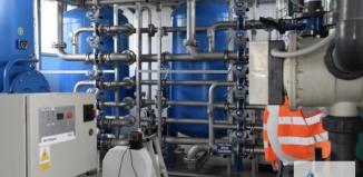 Nowa technologia na Stacji Uzdatniania Wody w Krążkowie [ZDJĘCIA]