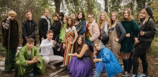Humaniści z ZANa nagrali film o ekologii i mitologii –