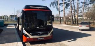 Autobusy nadal pełne do połowy