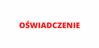 Oświadczenie Zarządu Powiatu Wschowskiego
