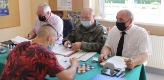 Kwalifikacja wojskowa 2021 na terenie Powiatu Wschowskiego