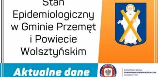 Stan Epidemiologiczny w Gminie Przemęt i Powiecie Wolsztyńskim