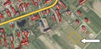 Przetarg ustny nieograniczony na sprzedaż nieruchomości gruntowej w Goli
