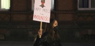 Strajk Kobiet we Wschowie! [ZDJĘCIA]
