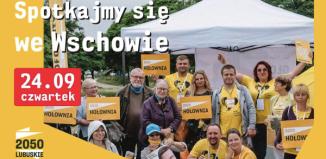Stowarzyszenie Polska2050 organizuje spotkanie we Wschowie.