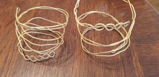 Złote bransolety sprzed 3 tysięcy lat