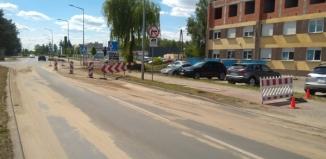 Awaria linii wodociągowej przy ul. Okrężnej
