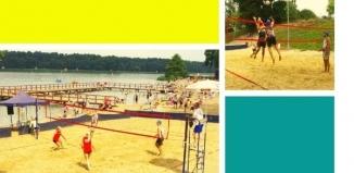Otwarty turniej siatkówki plażowej