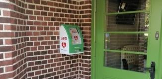 Defibrylator AED w SP 2.