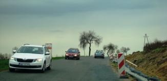 Na wakacje nową drogą do Boszkowa